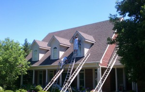 Exterior Painting Louisville